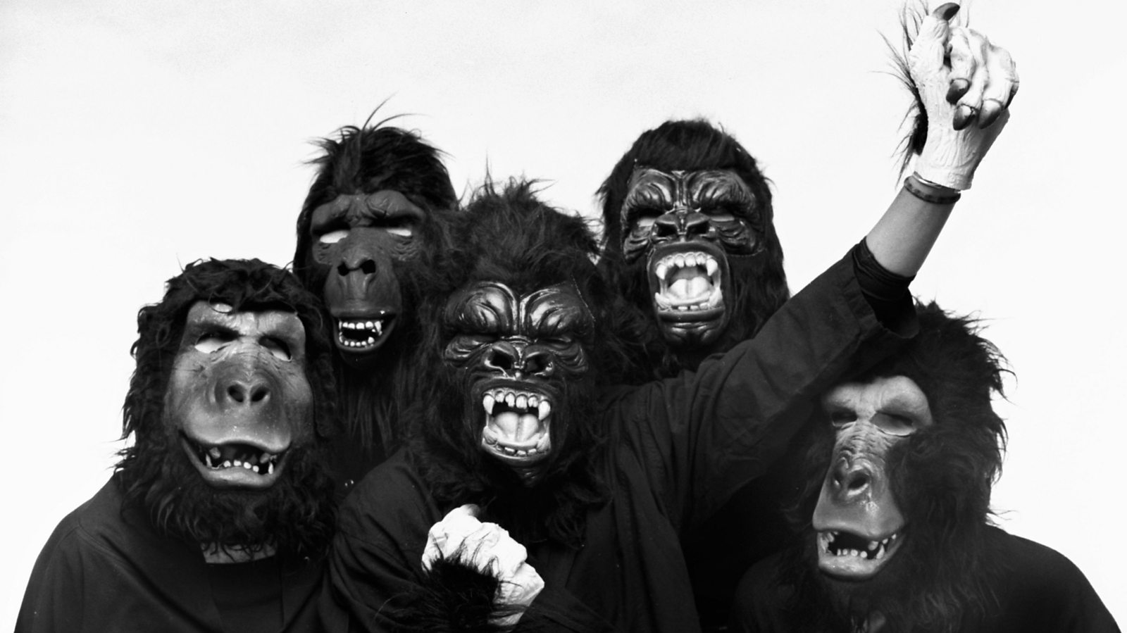 """The """"guerrilla girls"""" who changed the art world"""