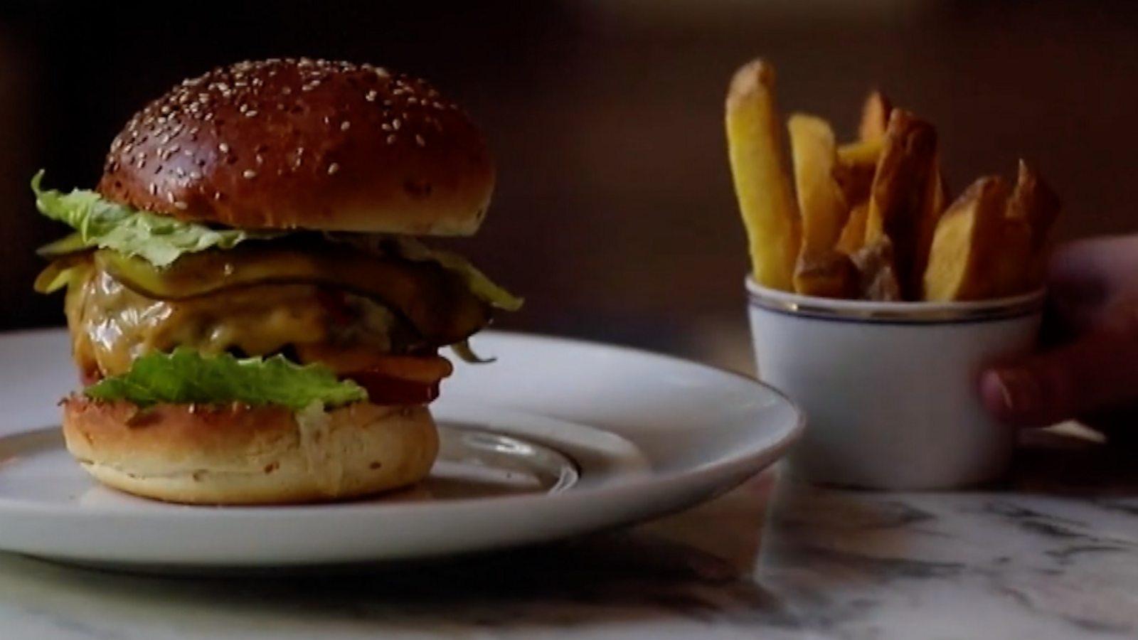 Michelin-starred venue's €20 takeaway Covid burger