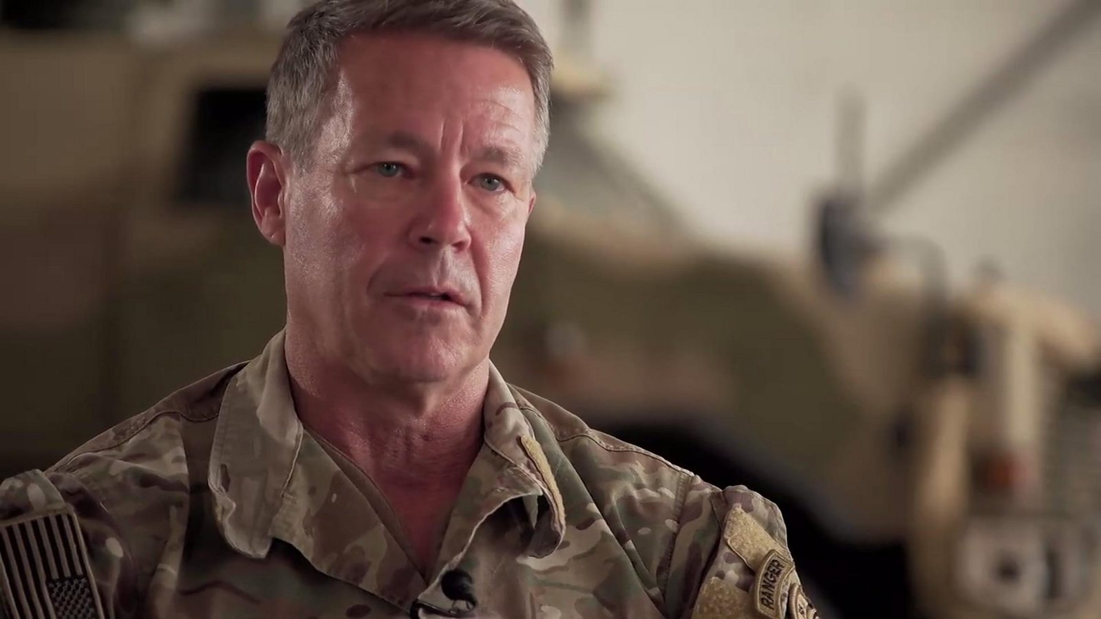 US general reflects on Afghanistan departure