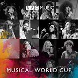 Steve Lamacq: Greatest Female Voice World Cup