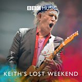 Keith Richards' Lost Weekend Playlist
