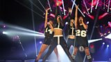 Radio 1's Teen Awards 2012