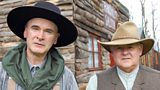 The Listening Project: Friends Alastair Baranowski and Brian Beaton talk about their mutual love of the Wild West.