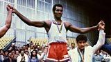 A boxer loyal to Cuba's revolution
