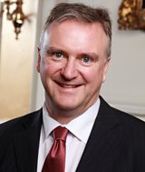 Ian Dormer, Chairman of the Institute of Directors and Managing Director of Rosh Engineering