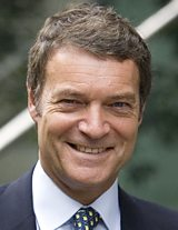 Chris Sullivan, Chief Executive of the Royal Bank of Scotland's Corporate Banking Division