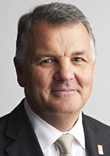 Phil Smith, Chief Executive of Cisco, UK & Ireland