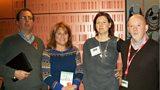 Richard, Jan Ravens, Susanna Quinn and Sian