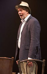 Matthew Kelly in The Seagull