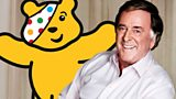 Sir Terry Wogan and Pudsey