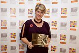 Clare Balding - host of The Teaching Awards 2012