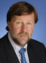 Rupert Gavin, Chief Executive of Odeon and UCI Cinemas