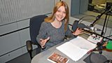 Gerda Stevenson in studio