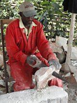 Douglas Ombati in Kenya