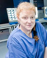 Professor Sue Black, forensic anthropolgist
