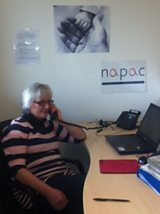 NAPAC supportline member 2013