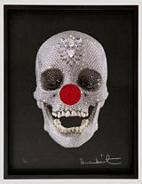 'For The Love' Of Comic Relief - Damien Hirst