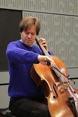 Cellist Jan Vogler