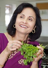 Perween Warsi, Founder of S&A Foods