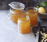 Blanka Milfaitová's recipe for her award-winning lemon marmalade