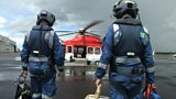 Air ambulance heroes