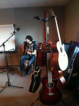 Stu Webb & Guitar Tree