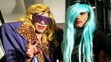 `Little Monsters', as fans are known, held a 'Lady Gaga Fashion Competition' to show support  -  Photo by Cindy Clarissa