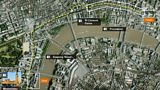 BBC News: Funeral route