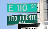 Tito Puente Way - 110th Street & 5th Avenue