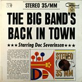 Doc Severinsen - The Big Band's Back in Town - Command 1962