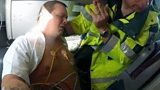 Heart attack train driver's dramatic rail rescue