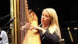 An Insiders View with Harpist Claire Jones.