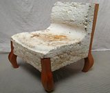 Mycelium Chair by Phil Ross