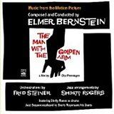 Elmer Bernstein Man With The Golden Arm Album Cover