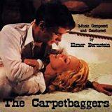 Elmer Bernstein The Carpetbaggers Album Cover