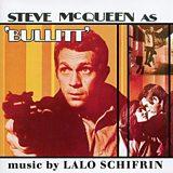 Lalo Schifrin Bullitt Album Cover