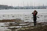 Ellie, oysters and terns