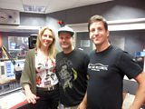 Laura with Alonestar and Kris