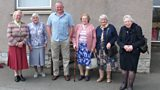 Former pupils of Fintry Primary School