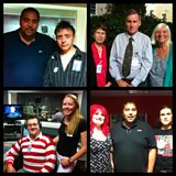Just some of Martins guests this week!