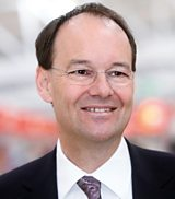 Mike Coupe, Group Commercial Director of Sainsbury's