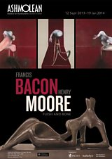 Exhibitions: Francis Bacon / Henry Moore: Flesh and Bone