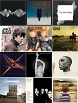 Barclaycard Mercury Prize: 2013 Albums of the Year