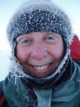 Agnieszka Fryckowska, Antarctic Base Commander