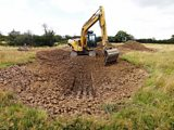 Million Ponds Project digger