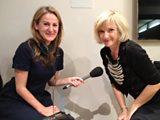 Sunshine on Leith star Jane Horrocks and director Dexter Fletcher talk to Anna Bailey