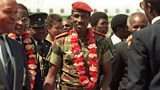 Thomas Sankara African Revolutionary