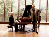 John Harle and Steve Lodder
