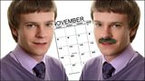 It's Movember - but will growing a moustache for charity make people take you less seriously at work?