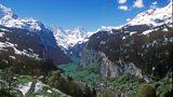 Travel: Victorian travel to exotic Switzerland